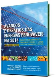 E-book: Avanços e desafios das Energias Renováveis em 2014