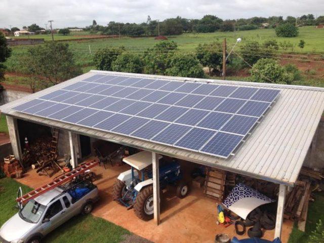 Solar Energy Financia Sistemas Pelo Pronaf Solar Energy